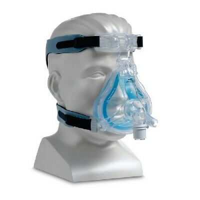 Maschera Oronasale ComfortGel Blue Full EE per Ventilatori Bi-Level e CPAP