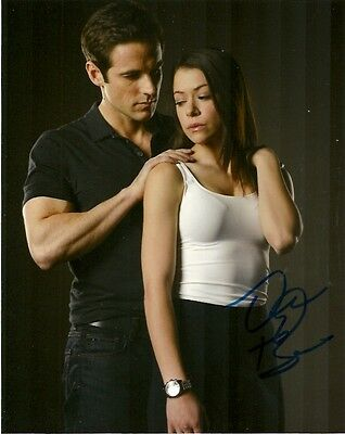 Dylan Bruce Orphan Black Autographed Signed 8x10 Photo COA 7