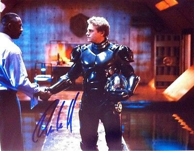 Pacific Rim Charlie Hunnam Autographed Signed 8x10 Photo COA  PROOF