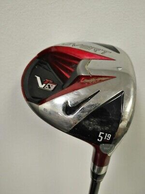 Nike VRS Covert Fairway Wood #5 19* -LRH- Graphite Shaft-Women' Flex*VERYGOOD*