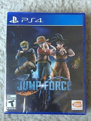 (PS4) Jump Force (Sony PlayStation 4) BRAND NEW
