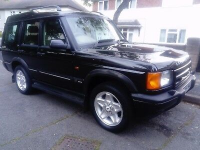 2001 Land Rover Discovery 2.5 Td5 ES Auto (7seat)