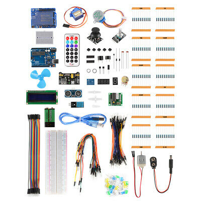 ULTIMATE RFID RC522 Starter Learning Kit for Arduino LCD1602