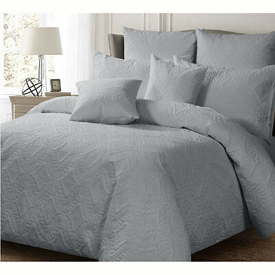 GEORGES Fine Linen ROMA Rome Queen Size Bed DoonaDuvetQuilt Cover Set NEW