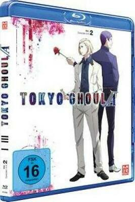Tokyo Ghoul Root A (2. Staffel) 02, Blu-ray Disc