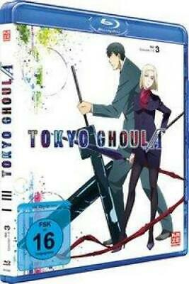 Tokyo Ghoul Root A (2. Staffel) 03, Blu-ray Disc