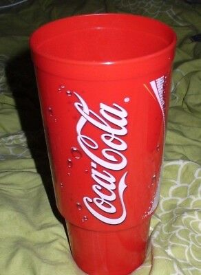Coca-Cola Plastic Drinking Mug Of Coke From Warren Pa In Usa