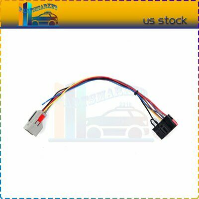 1X Mirror Wiring Harness Adapter 2015-2018 Ford F150 Connector 8 pin to 22 pin