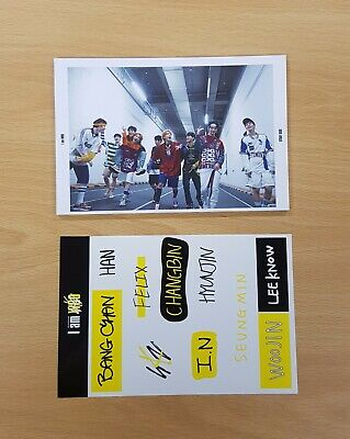 STRAY KIDS 2nd Mini Album - [I AM WHO] Pre-Order Only Postcard Book Set