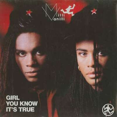 "Milli Vanilli - Girl You Know It's True (12"", Ma Vinyl Schallplatte - 152757"