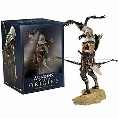Assassin's Creed Origins Bayek Senu Eagle Aco Game Action Figure Statue Toy