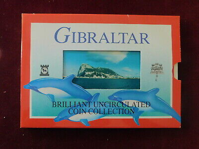 KMS Gibraltar 2002 in Blister BU