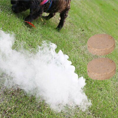 Smoke Effect Cake Round Photography Aid Stage Prop Shooting Supply KS