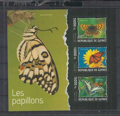 E218. Guinee - MNH - 2014 - Nature - Fauna - Insects - Butterflies