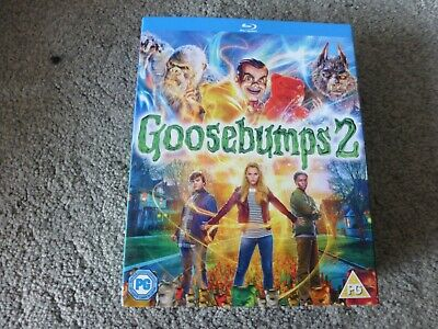 goosebumps 2  - bluray sealed new