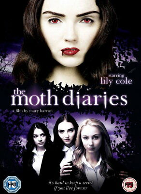 The Moth Diaries (2011) [New DVD]