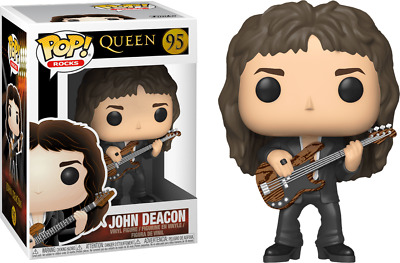 Funko Pop! Rocks Queen John Deacon #95