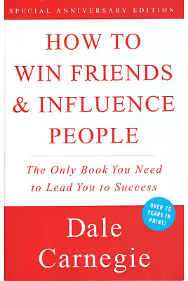 How to Win Friends & Influence People [Audio- Book] Dale Carnegie [MP3]