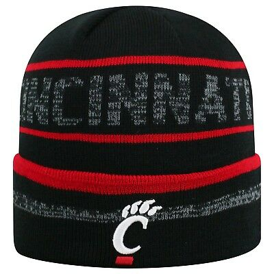 4fee82866bc Cincinnati Bearcats TOW Black Striped