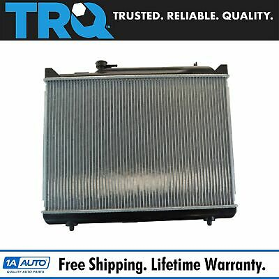 New Aluminum Radiator Fits Q2087 for 98-02 Chevy Tracker Suzuki Vitara L4 2.0L