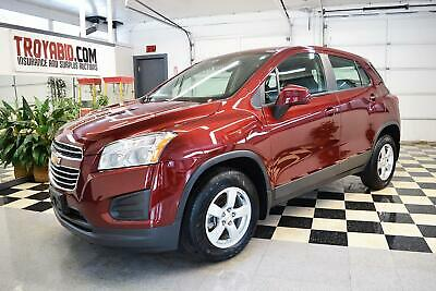 2016 Other NO RESERVE 2016 Chevrolet Trax AWD Turbo 18k Rebuildable Salvage SUV Repairable Damaged