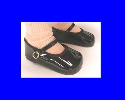 """Doll Shoes Monique  MET TURQUOISE /""""Easy to Wear/"""" Fit Tonner American Model"""