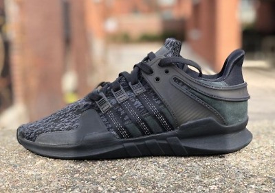 new products 53f6e c41b1 NEW ADIDAS ORIGINALS EQT Support ADV Core Triple Black By9589 Mens Running