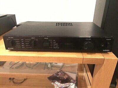 audiolab 8000S Like 8000 A 8000A Amplifier - Early Made In Uk Model Inc Remote.