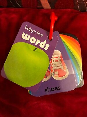 Baby's first words book Marks and Spencer's New