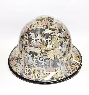 062282487bd WINTER CAMO HYDRO Dipped Hard Hat   Ratchet Suspension -  58.00 ...