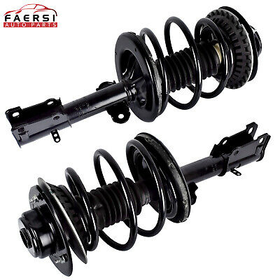 Front Pair Complete Strut Assembly for 01-07 Caravan//Grand Caravan//Town/&Country