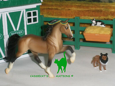 Breyer 2011 JC Penney Parade of Breeds Draft Horse Stablemate Discontinued