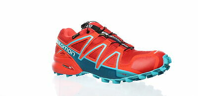 Salomon Womens Speedcross 4 Gtx Barbados Cherry Running Shoes Size 6.5  (178412) a75180c34bb