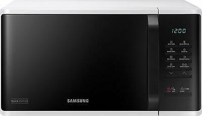 Samsung Mikrowelle MS23K3513AW/EG Quick Defrost 800 W Keramik-Emaille-Innenraum