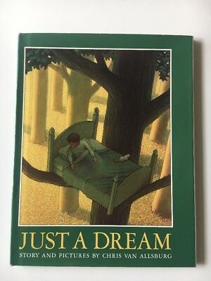 Just A Dream Story And Pictures By Chris Van Allsburg
