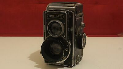 Ikoflex Iii Zeiss Ikon Tlr Tessar 8Cm F2.8 (853/16) Lens As Is For Parts