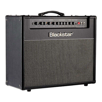 Blackstar HT Club 40 MkII Valve Guitar Combo Amplifier with Reverb (NEW)