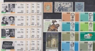 Ireland Eire 29 MNH Stamps.  Easter Rising Anniversaries.