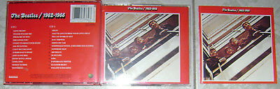 The Beatles 1962 1966 Double Cd