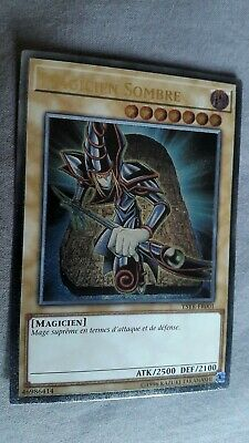 Yu-Gi-Oh ! Magicien sombre Ultimate rare - YSYR - FR001 MINT