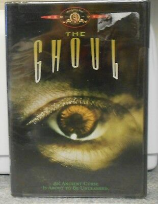 The Ghoul (DVD, 2003) RARE 1933 HORROR BORIS KARLOFF BRAND NEW OFFICIAL MGM