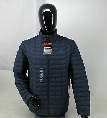 Men s The North Face Thermoball Urban Navy Blue Puffer Jacket Coat -Select  Size- ff1d08b58