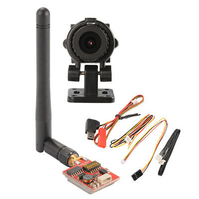 5.8G Audio Video TS5828 32CH Transmitter + 1000TVL Camera For Drone RC837