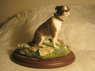Best Of Breed By Naturecraft Staffordshire Bull Terrier""