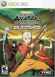 AVATAR: THE BURNING Earth - 1000 Gamerscore Xbox Achievements Only
