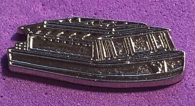 Disney Wdw 2013 Hidden Mickey Series Boat Transportation Friendship Chaser Pin