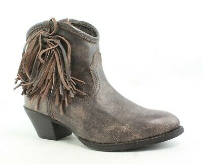 990454e90e9 ARIAT WOMENS DUCHESS Tack Room Chocolate Cowboy, Western Boots Size ...
