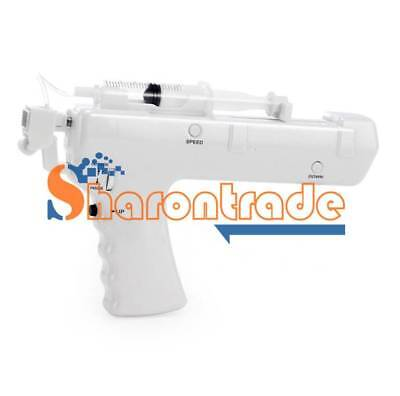 Needless Noninvasive Injection High Pressure Vanadium Titanium Mesotherapy Gun