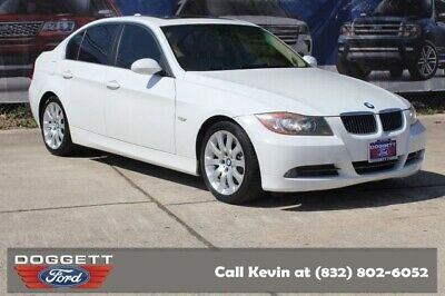 2006 3-Series 330i 2006 BMW 3 Series, Arctic Metallic with 92,743 Miles available now!