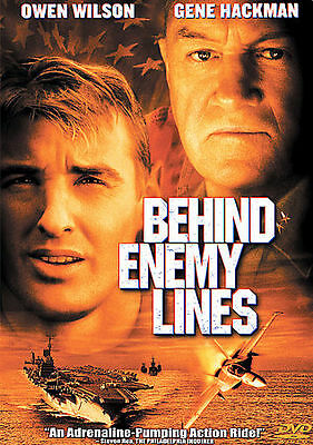 Behind Enemy Lines (DVD, 2005, Sensormatic)M